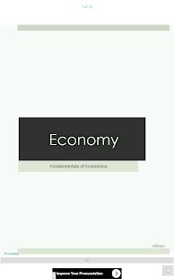 Macro Economy - náhled