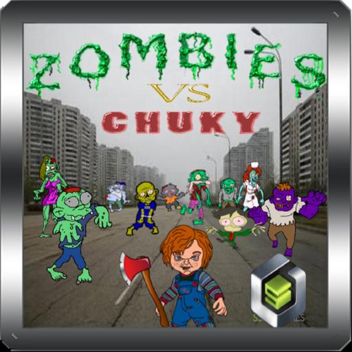 Zombies vs Chucky