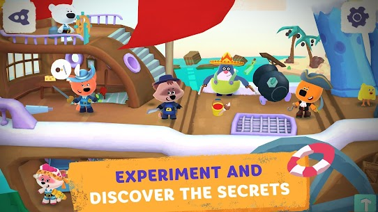 Be-be-bears in space Mod Apk 4