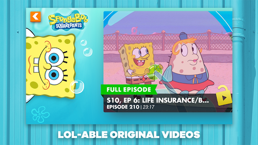 Nickelodeon Play: Watch TV Shows, Episodes & Video  screenshots 2