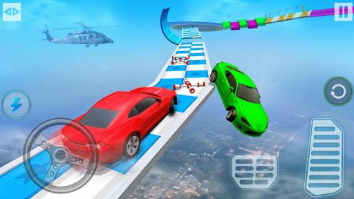 Mega Ramp Car Racing Stunts 3D: New Car Games 2020 apkmr screenshots 9