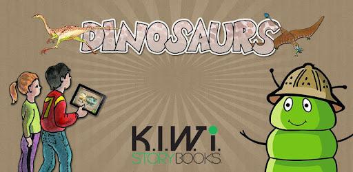 Приложения в Google Play – K.I.W.i. Storybooks <b>Dinosaurs</b>