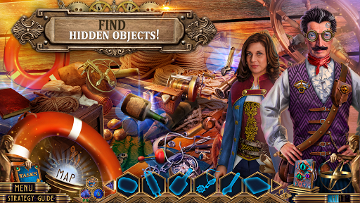 Hidden Objects - Spirit Legends: Time For Change  screenshots 2