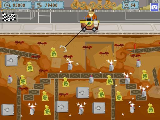 Gold Miner World Tour: Gold Rush Mining Adventure screenshots 9