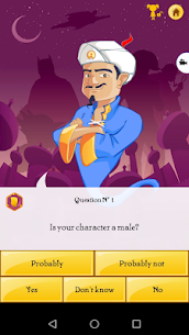 Akinator VIP Mod Apk 8.2.1 Unlimited Money + Unlocked) 2