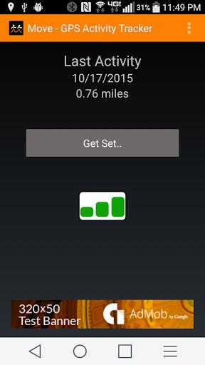 Move - Activity Tracker free