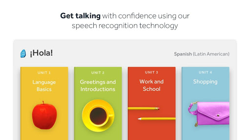 Learn Languages: Rosetta Stone Screenshot