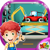 Auto Car Mechanic Garage