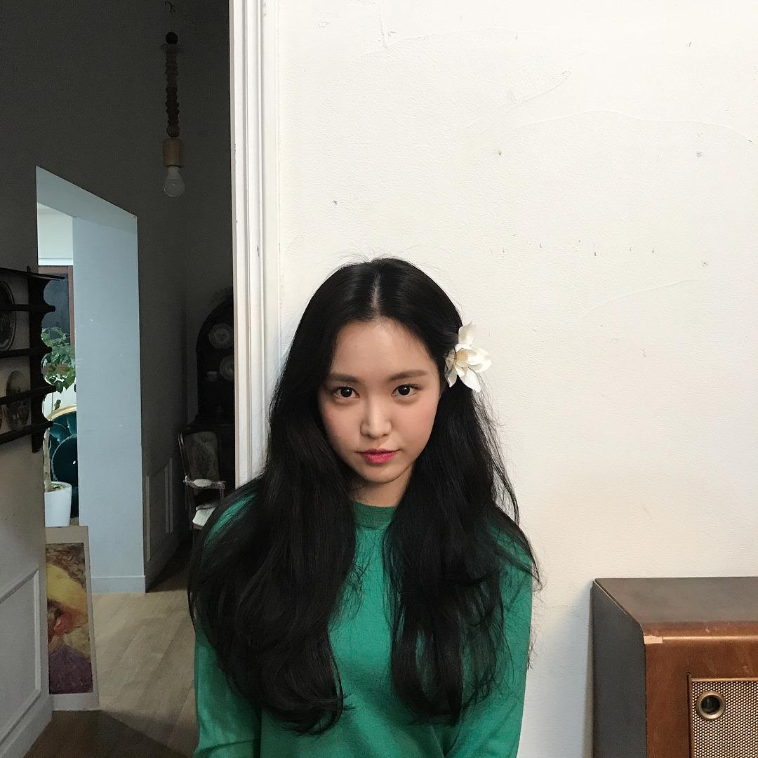 Apink Naeun Pre Debut