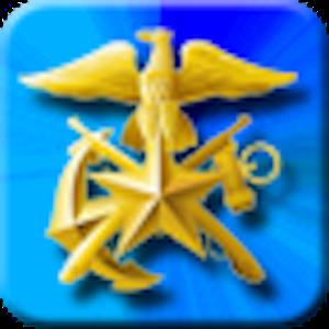 해군 헌병 모바일 앱 아이콘