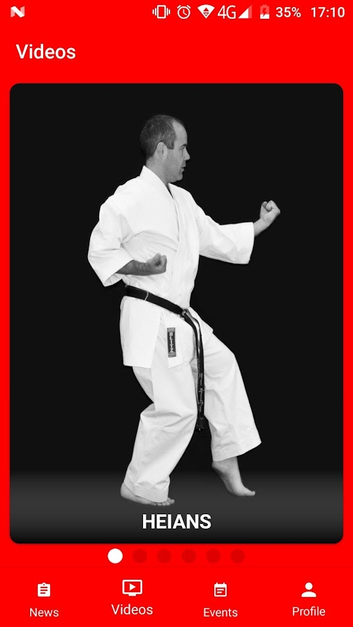 Lee Taylor Karate- screenshot
