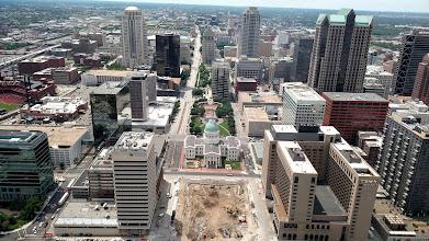 Photo: downtown St. Louis