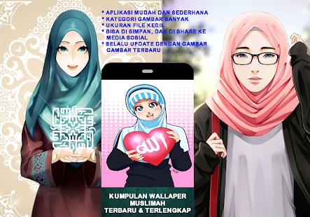 Wallpaper Wanita Muslimah Apps On Google Play