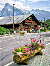 """Photo: Morillon bei Samoens mit Blick auf den """"Criou"""" - Toureninfos:  http://pagewizz.com/liste-wanderungen-und-ausfluege-in-hochsavoyen-frankreich/"""