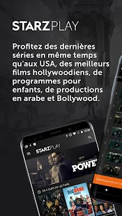 STARZ PLAY Capture d'écran