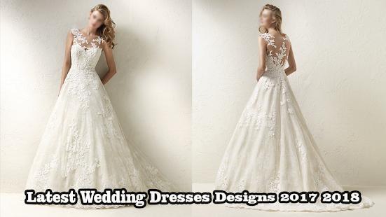 700 Latest Wedding Dresses Designs 2017 2018 Screenshot Thumbnail