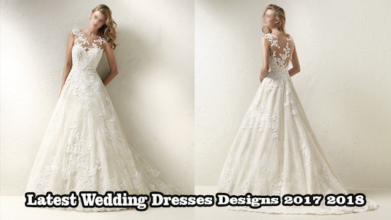 700+ Latest Wedding Dresses Designs 2017/2018 - Apps on Google Play