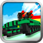 Blocky War Machines v1.00 Mod Money