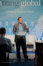 Photo: Jimmy Wales, Wikimedia Foundation