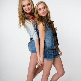 SIsterly Love by Dave Dabour - People Family ( footloose, pretty, showkids invitational theatre, cowgirl, western, girls, sister,  )