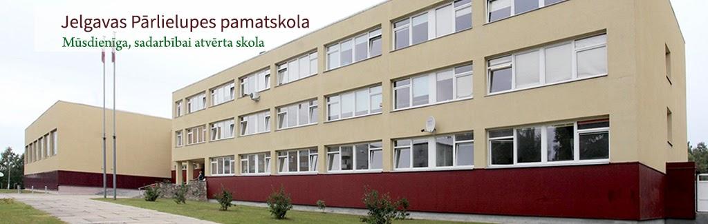 Jelgavas Pārlielupes pamatskolas attēls