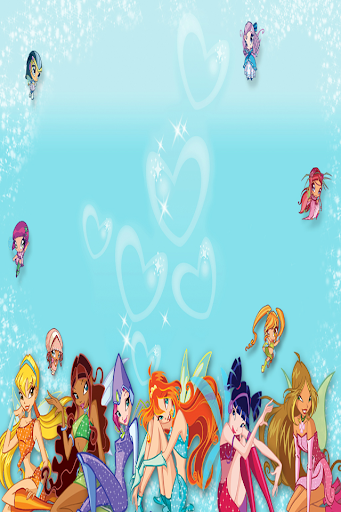 Winx Club Fashion Memory