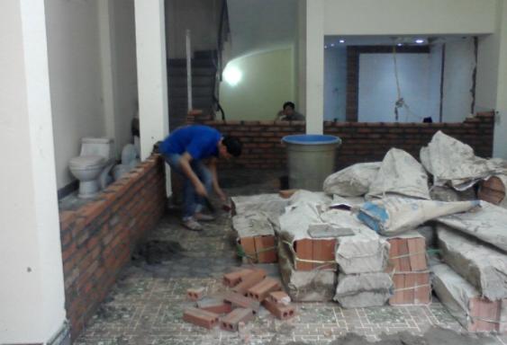 Trường Tuyền là công ty chuyên dịch vụ sửa chữa nhà uy tín tại quận 4