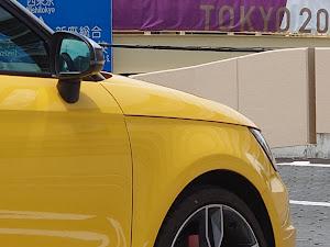 S1 ハッチバック  初年度登録2015.01千葉市川 2nd仙台 そして2018.09東京練馬で自分登録のカスタム事例画像 りょういちさんの2021年08月11日16:05の投稿