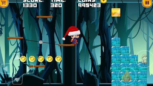 Super Jungle World - Super Jungle Boy 1.2.74320 screenshots 10