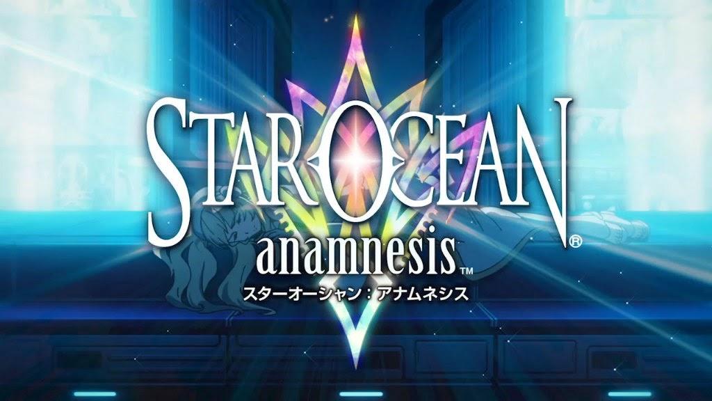 [Star Ocean anamnesis] อนิเมชั่นเทรลเลอร์ OP และ Play Movie