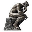 Thinker - Quotes and Thoughts icon