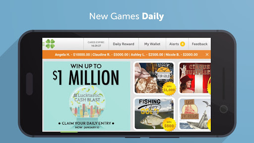 Lucktastic: Win Prizes, Gift Cards & Real Rewards  screenshots 10
