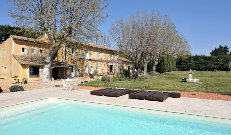 Maison avec piscine Cavaillon