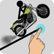 Stickman Road Draw Rider APK for Bluestacks