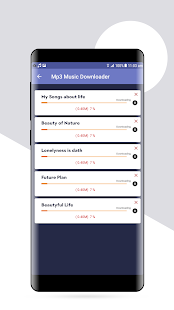App Mp3 Music Downloader - Unlimited Music Player APK for Windows Phone