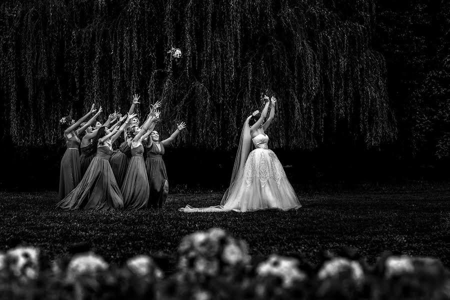 Bryllupsfotograf Daniel Dumbrava (dumbrava). Bilde av 04.01.2017