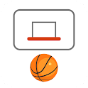 Basketball messenger game icon