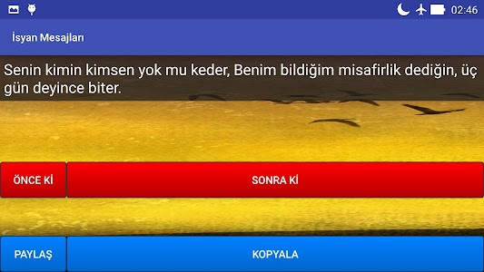 İsyan Mesajları screenshot 6