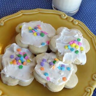 Aunt Gail'S Sour Cream Sugar Cookies Recipe