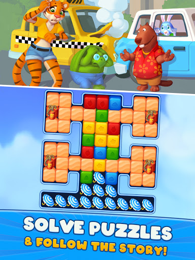 Travel Blast: Puzzle Adventure  screenshots 10