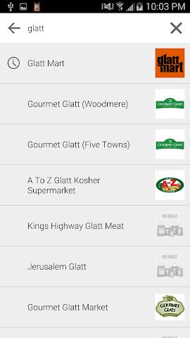 android WatsOnSale Kosher Grocer Deals Screenshot 3