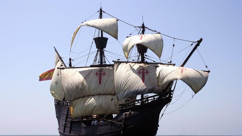 Es un barco de 26 metros de eslora.