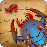 Spore Monsters.io - Claw Swarm Creatures Evolution