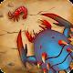 Spore Monsters.io - Claw Swarm Creatures Evolution