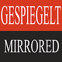 Mirrored icon