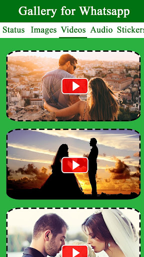 Gallery for Whatsapp - Images - Videos - Status screenshots 3