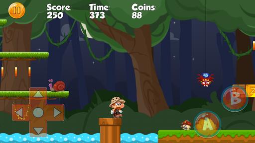 Deno's World - Jungle Adventure 3.1.0 screenshots 3