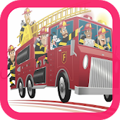 Free Kids Fire Engine Games