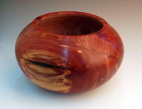 """Photo: Clif Poodry - Bowl - 5"""" x 9"""" - cedar"""
