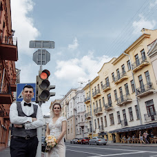 Wedding photographer Aleksandr Zadorin (Zadoryn). Photo of 26.07.2018